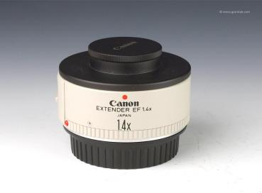 Canon Extender EF 1.4x