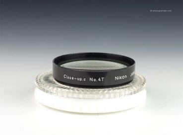 Nikon 52mm Close-up.c No.4T