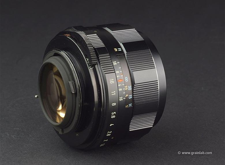 Asahi Pentax Super-Multi-Coated Takumar 50mm f/1 4 - M42