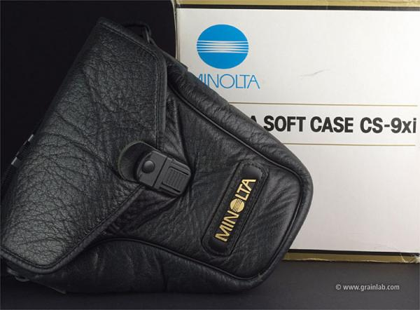 Minolta Camera Soft Case CS-9xi