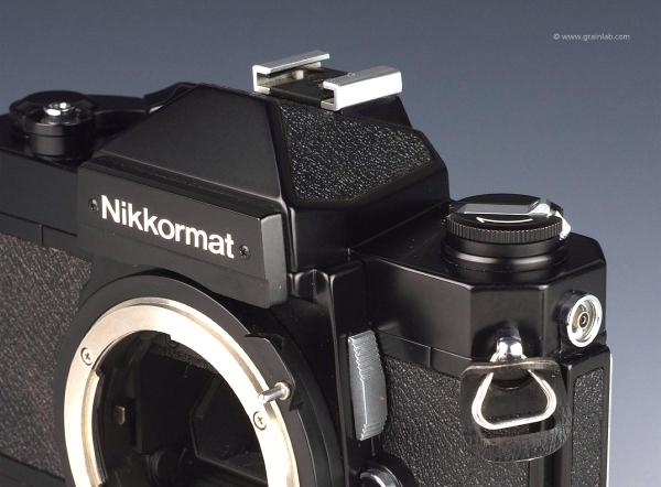 Nikon Nikkormat FT2 black