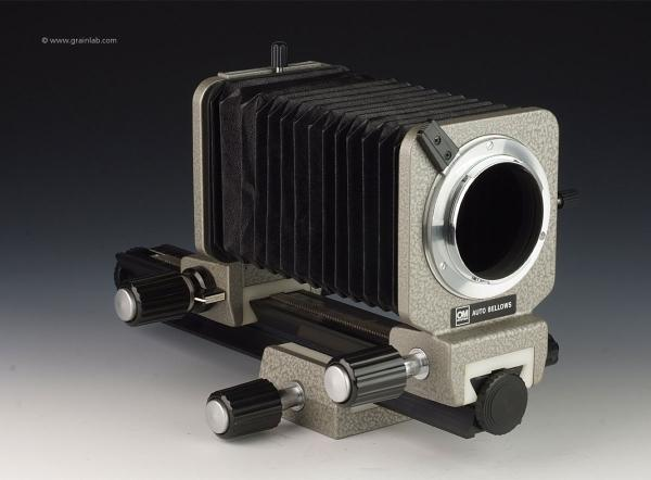 Olympus Auto Bellows