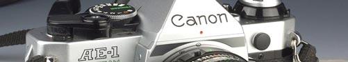 Canon AE-1 Kamera