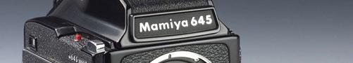 Ankauf Mamiya Mittelformat